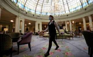 Reapertura del Hotel Westin Palace en Madrid. EFE