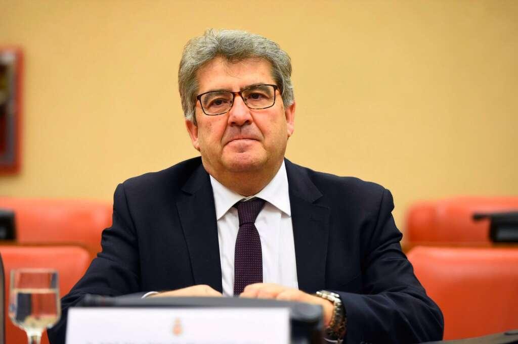 El juez José Ricardo de Prada./ EFE