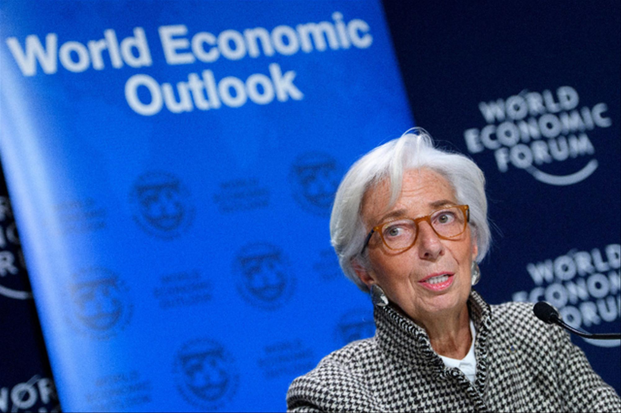 Christine Lagarde, presidenta del BCE./ EFE