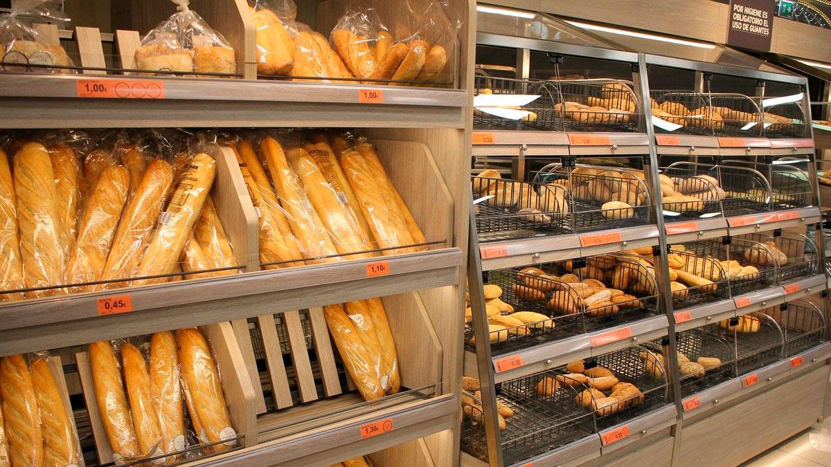 Pan de Mercadona