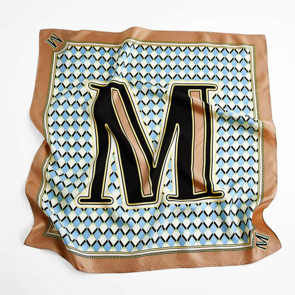 Pañuelo de seda de Zara