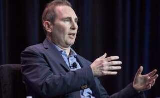 Anday Jassy, sucesor de Jeff Bezos como CEO de Amazon./ Getty