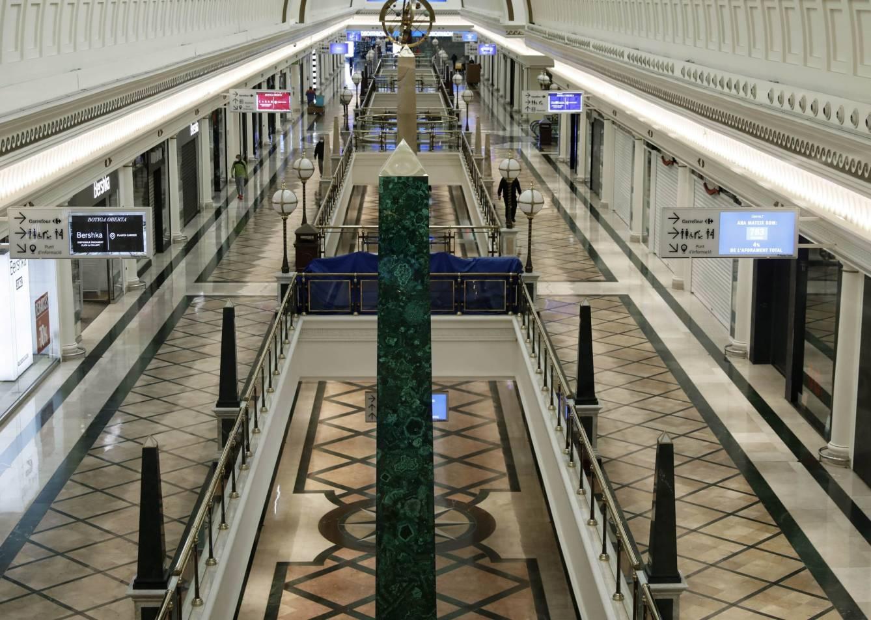 Vista del centro comercial de Gran Vía 2 en L'Hospitalet de Llobregat (Barcelona), el 26 de enero de 2021 | EFE/AD/Archivo