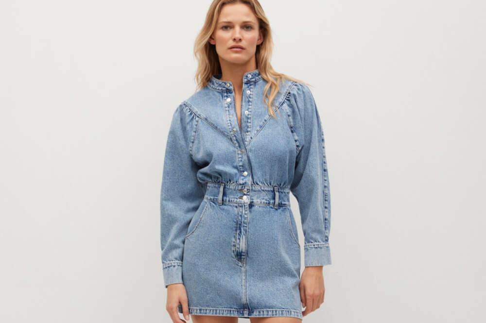 La chaqueta barata de Mango que cuesta tan solo 39,99€