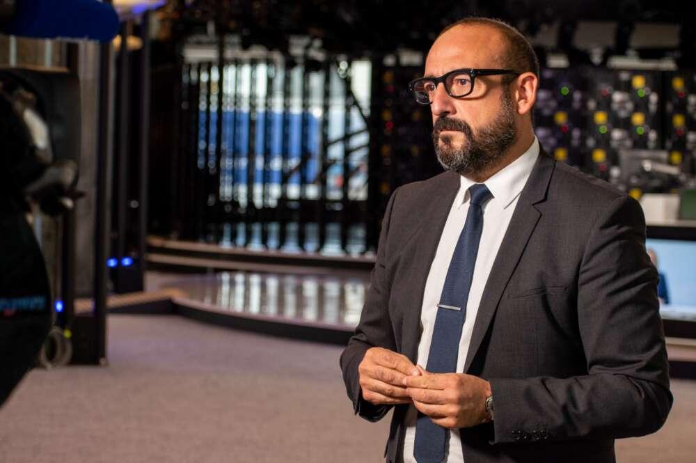 El eurodiputado de Ciudadanos, Jordi Cañas   Cs/Archivo