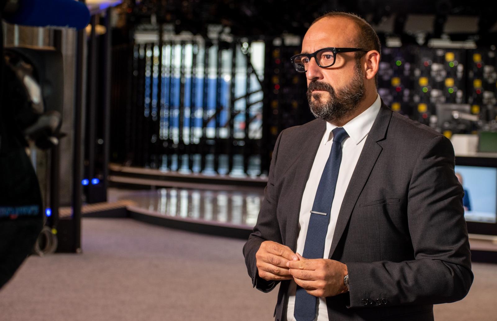 El eurodiputado de Ciudadanos, Jordi Cañas | Cs/Archivo