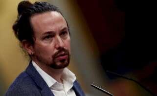 El líder de Podemos, Pablo Iglesias. EFE/Archivo