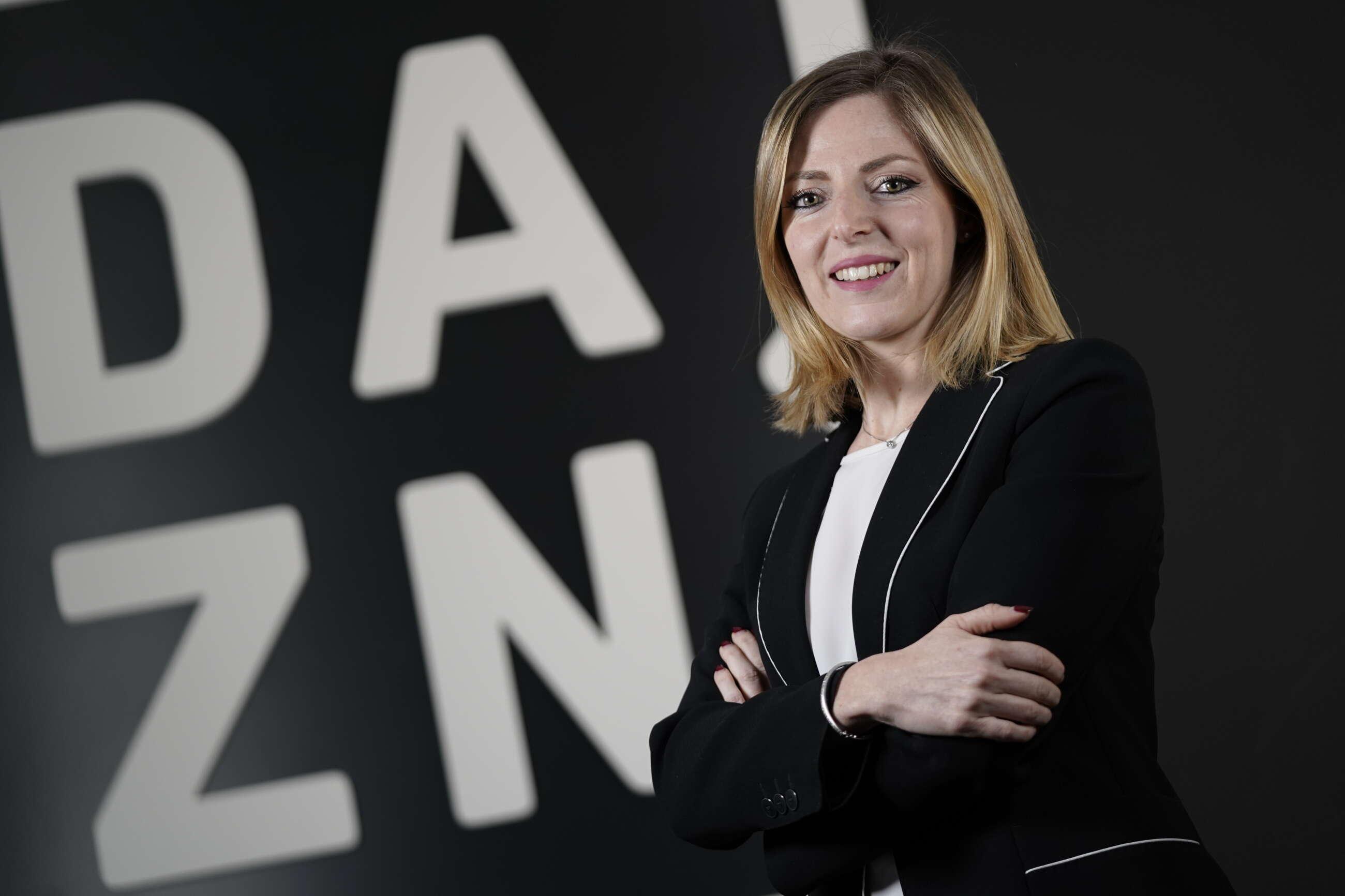 Verónica Diquattro, Chief Customer & Innovation Officer en Dazn.