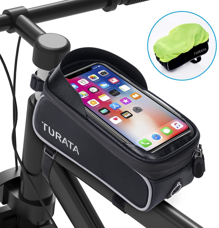 La bolsa para bicicletas de Turata, disponible en Amazon