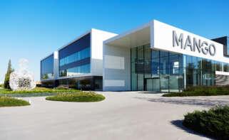 Una imagen del nuevo edificio de oficinas de Mango.