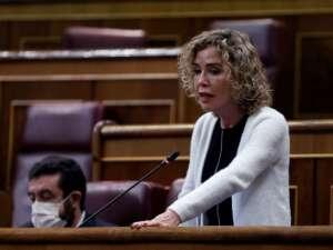 Nueva baja en Cs: Marta Martín abandona el partido (pero entrega su acta de diputada)