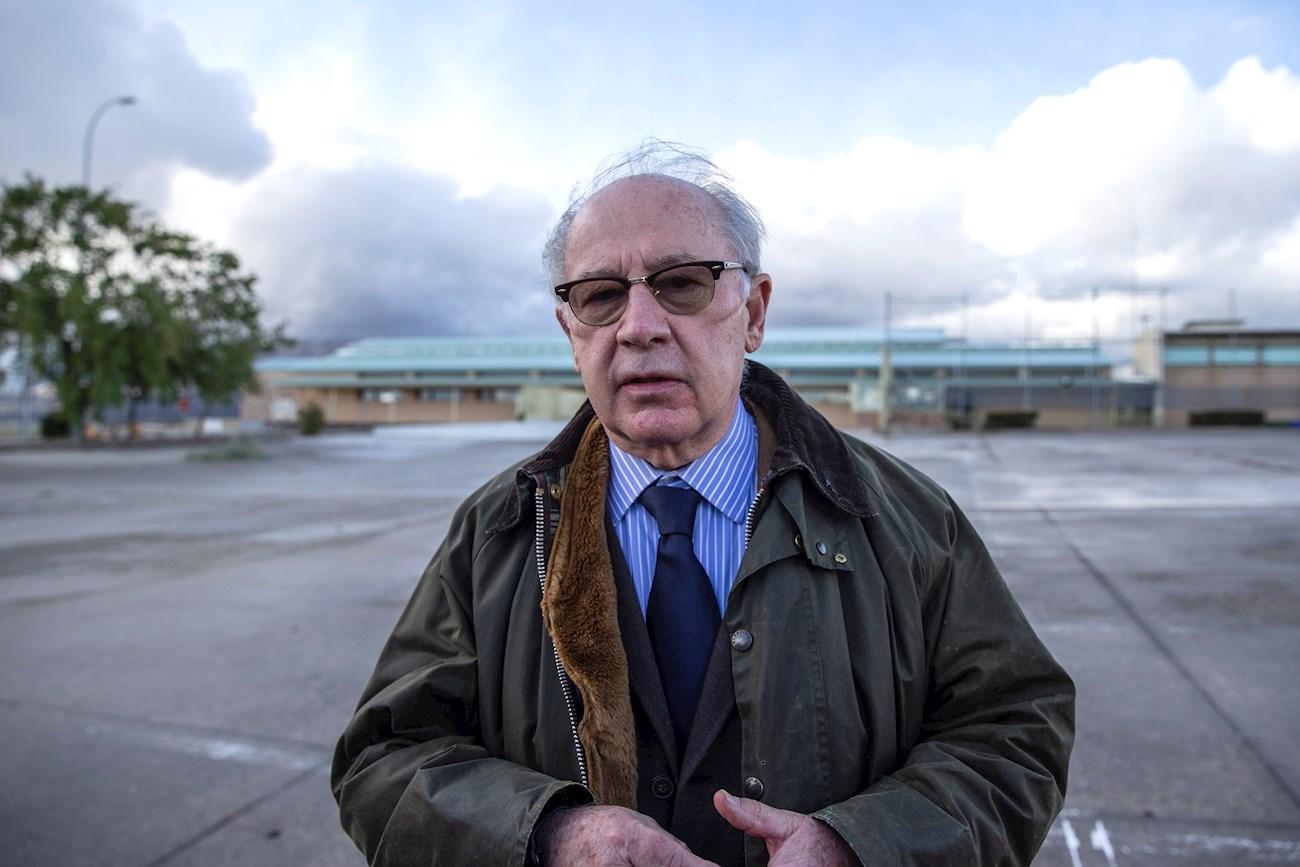 El exvicepresidente del Gobierno, Rodrigo Rato, tras su salida de prisión en Soto del Real. EFE/Rodrigo Jiménez