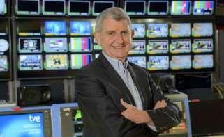 El presidente de Radio Televisión Española (RTVE), José Manuel Pérez Tornero | RTVE