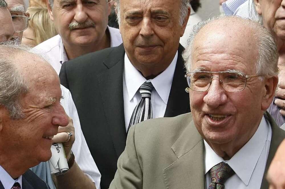 Josep Mussons, directivo del FC Barcelona entre 1978 y 2000 durante todo el mandato de Josep Lluís Núñez, ha fallecido a los 90 años./ Efe