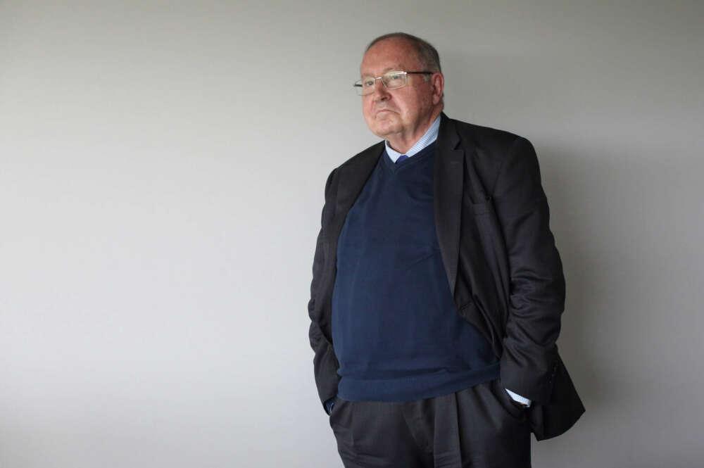 José Luis Bonet, presidente de la Cámara de España, durante la entrevista con Economía Digital e 'Inversión'