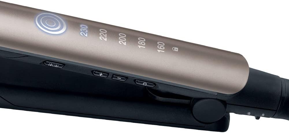 La Remington S8590 Keratin Therapy Pro, disponible en Amazon