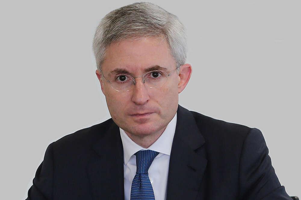 Eduard Mendiluce, CEO de Anticipa y Aliseda