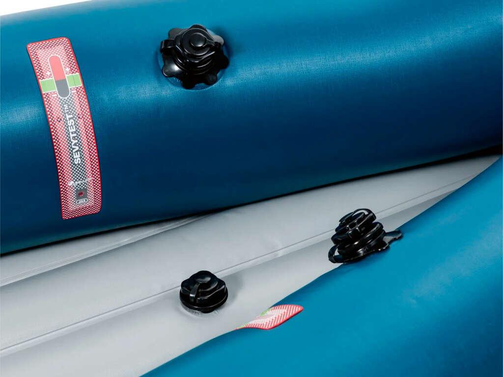 Kayak hinchable de Lidl