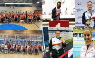 Los 28 deportistas de la FEDDF que han certificado ya su clasificación para los Juegos Paralímpicos Tokio