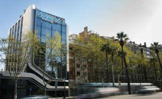 Nueva sede de Naturgy en Barcelona