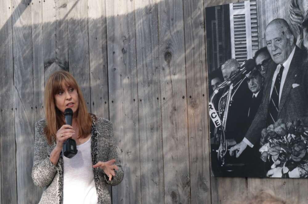 La exeurodiputada y fundadora de Ciudadanos, Teresa Giménez Barbat | Archivo