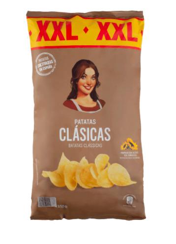 Patatas fritas Carrefour