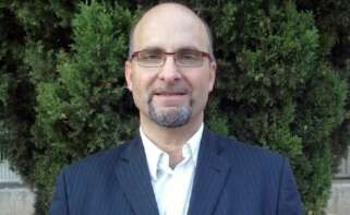 El microbiólogo José Antonio López Guerrero. EFE