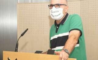 José Antonio López , director del grupo de neurovirología de la Universidad Autónoma de Madrid y director de cultura científica del centro de biología molecular Severo Ochoa
