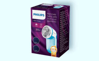 El quita pelusas Philips GC026/00, disponible en Amazon
