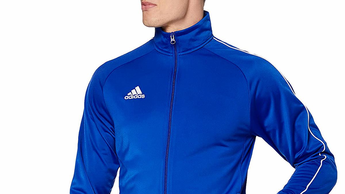 Chaqueta deportiva Regista 18 Track de Adidas, en Amazon