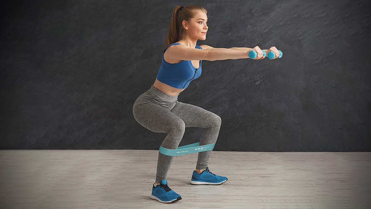 Bandas elásticas para fitness, en Amazon