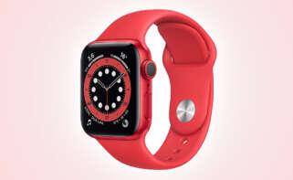 Amazon pone a la venta el Apple Watch Series 6 a su precio histórico mínimo en Amazon: tan solo te costará 359 euros