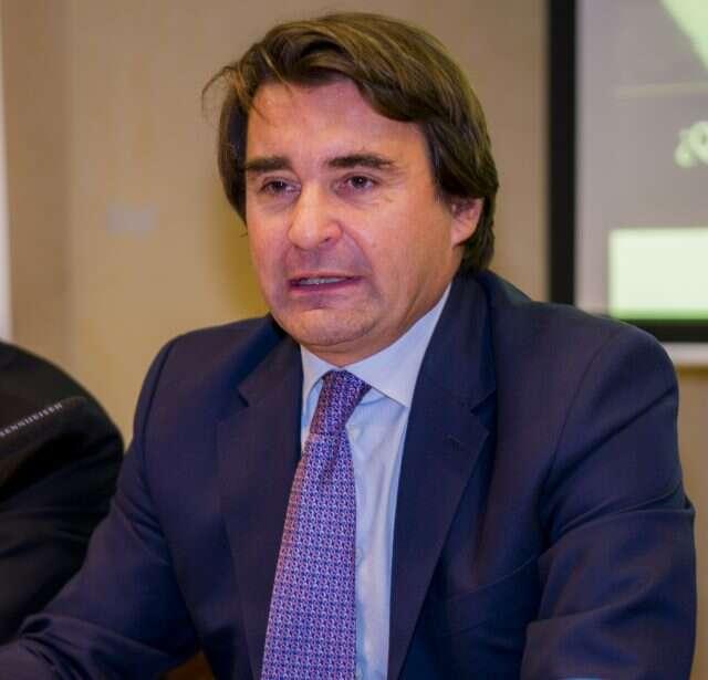 José Luis Roca, presidente de Conpymes