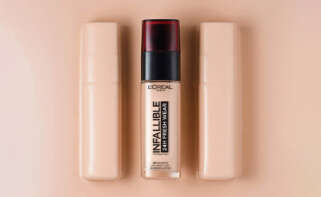Base de maquillaje de L'Oréal, la más vendida en Amazon