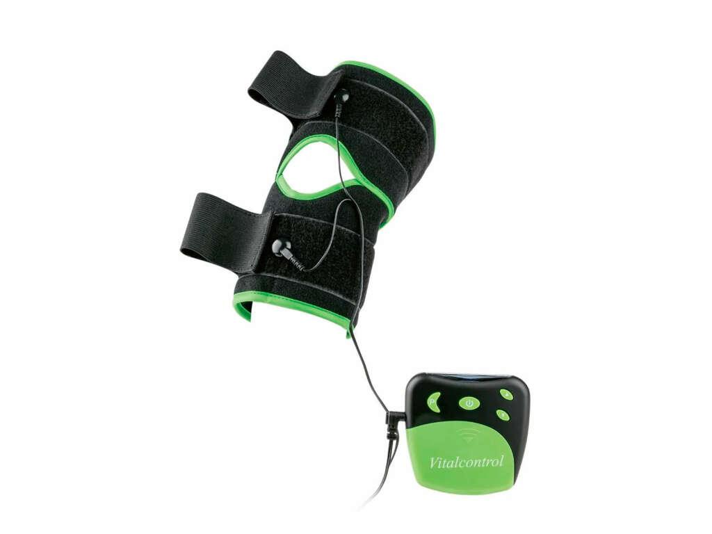 Aparato electroestimulador para rodillas y codos de Lidl