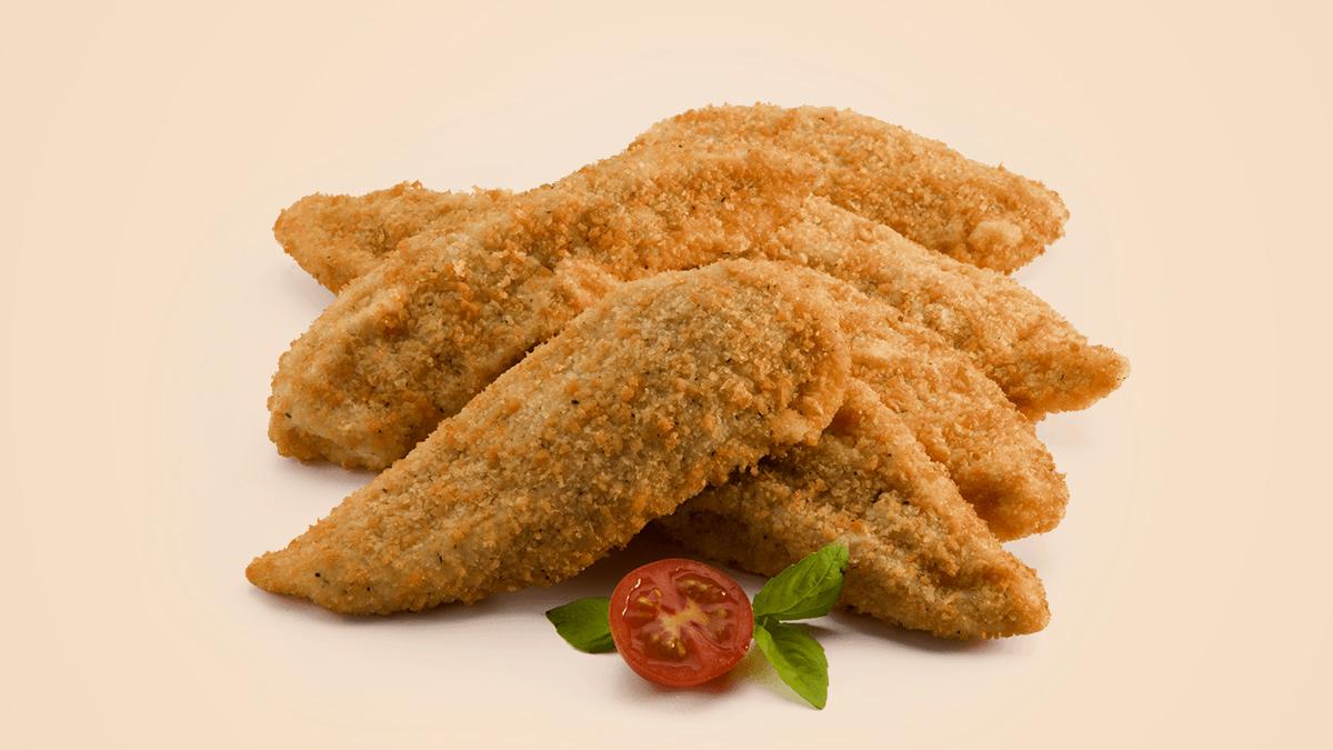 Solomillo de pollo crujiente de Aldi