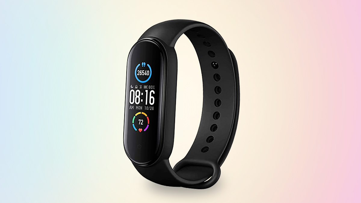 Xiaomi Mi Band 5, disponible en Amazon