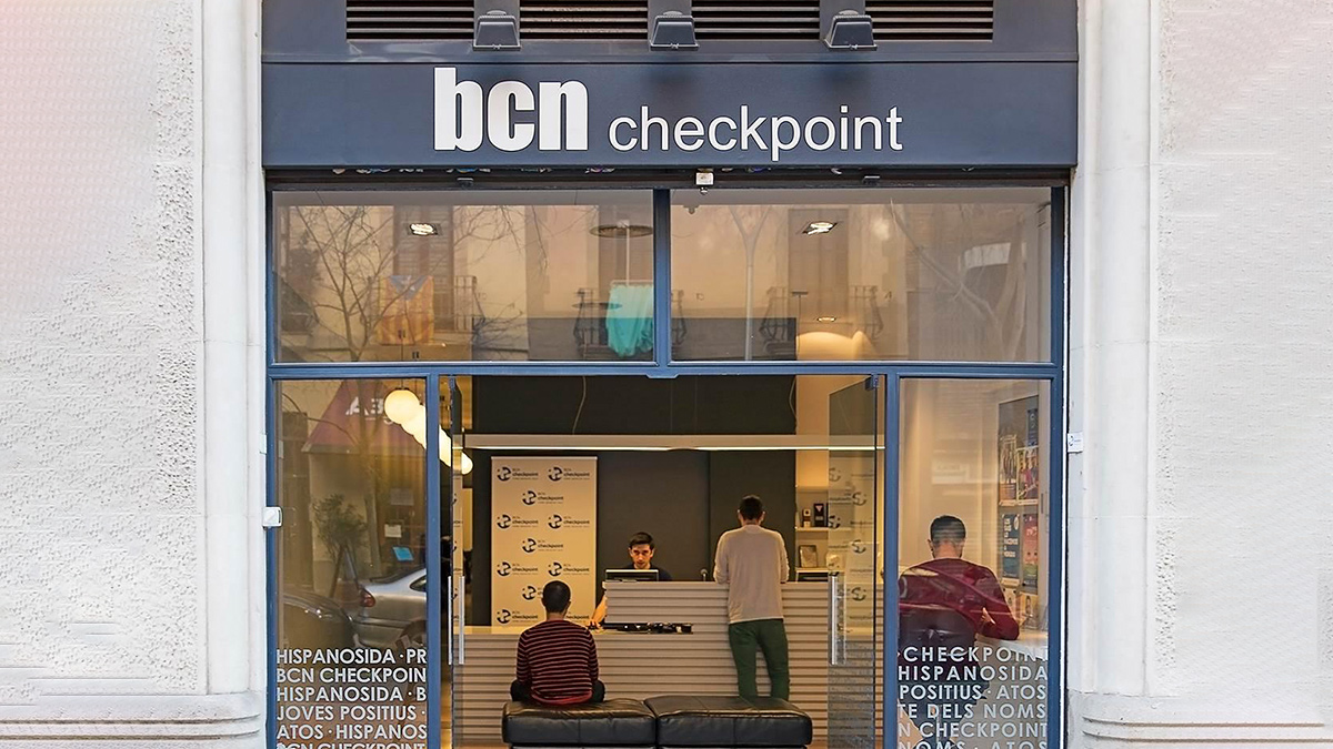 Local de Barcelona Checkpoint