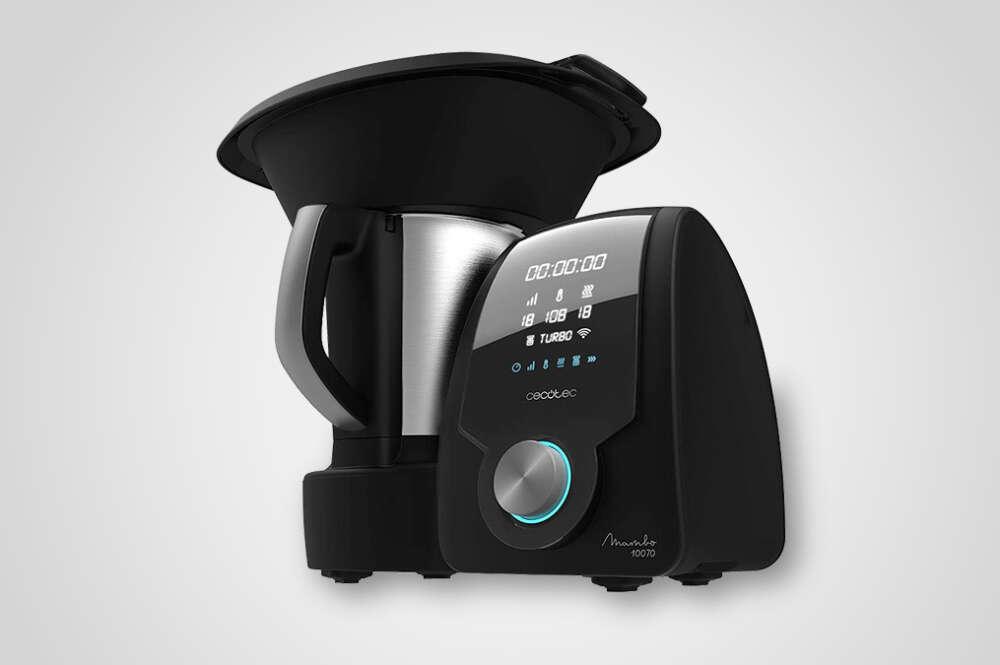 El robot de cocina Cecotec Mambo 10070, disponible en Amazon