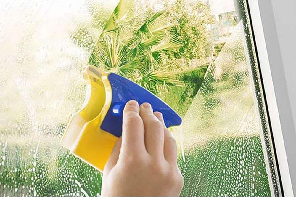 Esponja magnética limpiacristales a la venta en Amazon y Carrefour