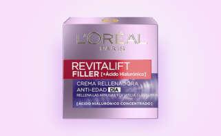 Crema antiedad Revitalift Filler de L'Oréal, en Amazon