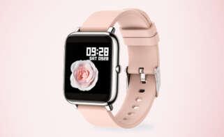 Smartwatch Popglory por 29,99 euros en Amazon