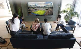 El televisor smart TV 4K UHD OLED de LG está disponible en 48, 55 y 65 pulgadas