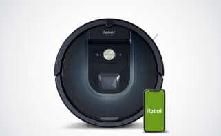 Robot aspirador iRobot Roomba 981 tiene un 61% de descuento en Amazon