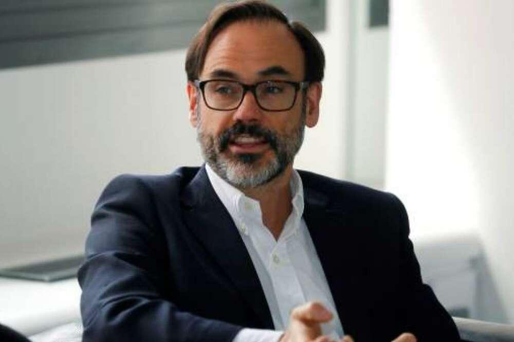 Fernando Garea, en una imagen de marzo de 2017. ÁNGEL DÍAZ EFE