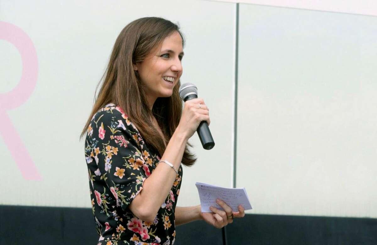 La ministra de Derechos Sociales y Agenda 2030, Ione Belarra.EFE/Javier Cebollada