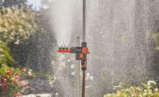 Amazon pone de oferta la ducha de jardín de Gardena, que podrás adquierir por tan solo 38,93 euros
