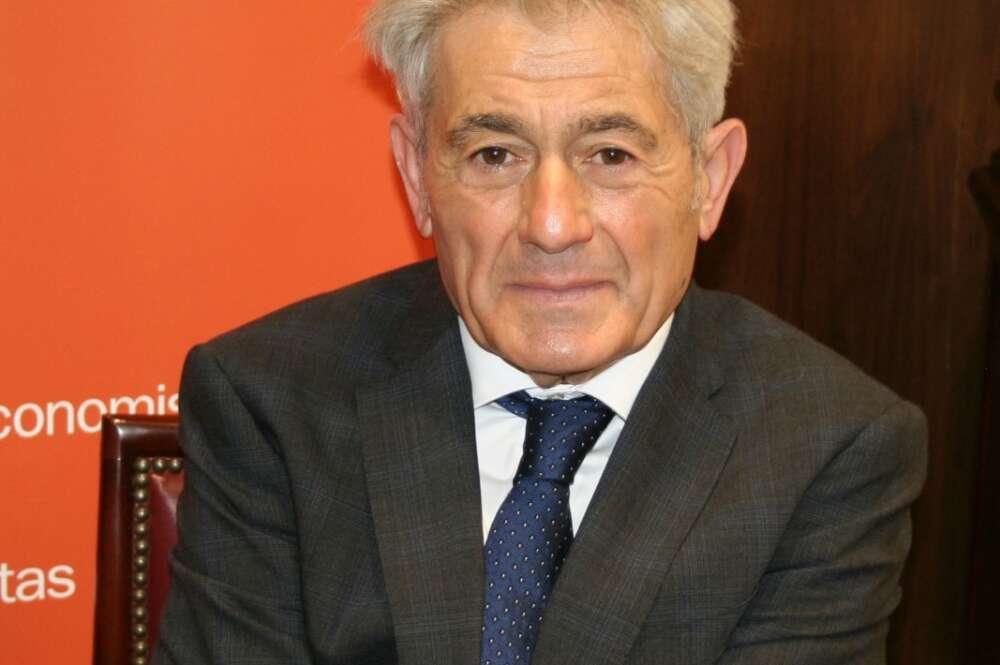 El presidente del Consejo General de Economistas, Valentín Pich