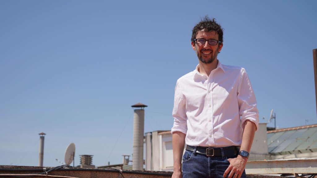 El coordinador general del PP en Cataluña, Juan Milián, advierte de un nuevo procés en su libro 'El procés español'. Foto: Deusto
