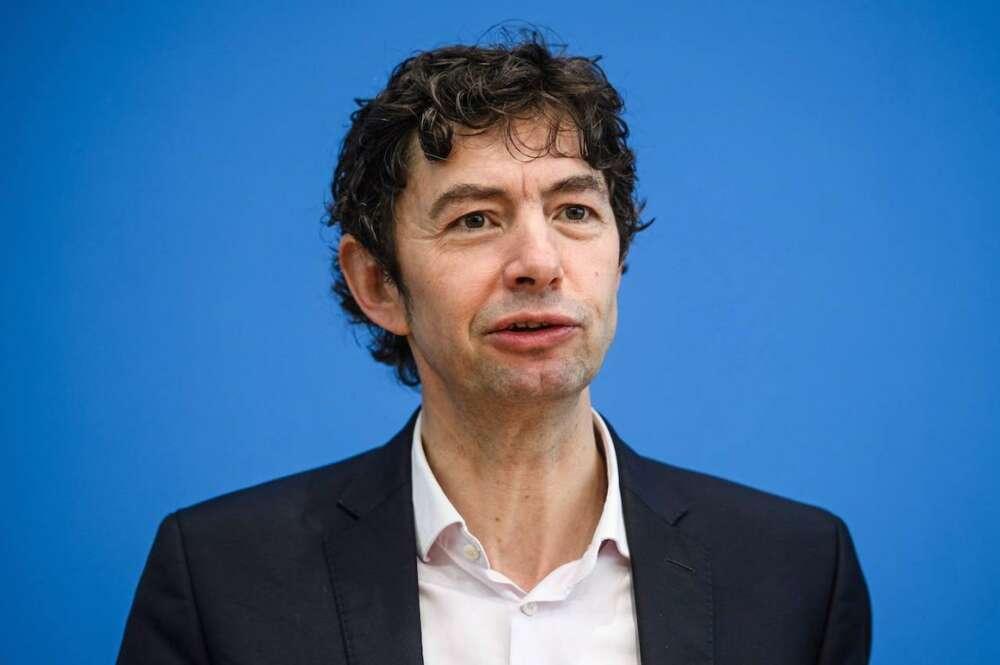 El virólogo y asesor del Gobierno alemán, Christian Drosten./ EFE